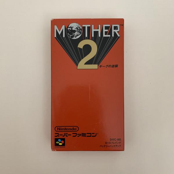 Mother 2 - Gyiyg no Gyakushuu - SFC - OVP