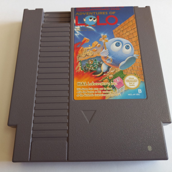 Adventures of Lolo - NES