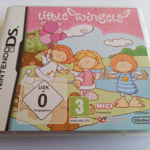 Little Wingels - DS