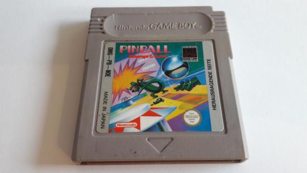 Pinball - Revenge of the Gator - Game Boy