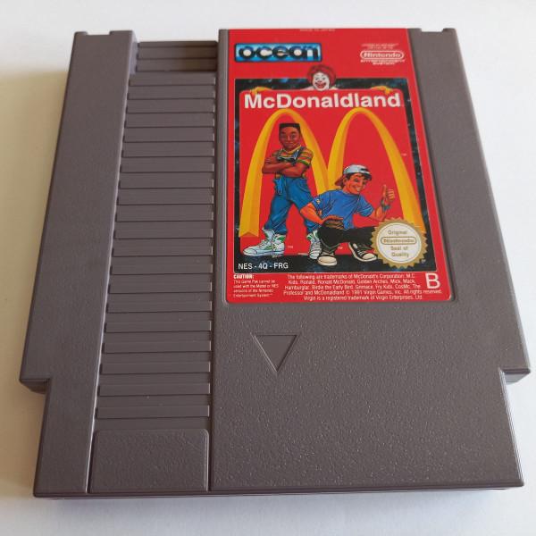 McDonaldland - NES
