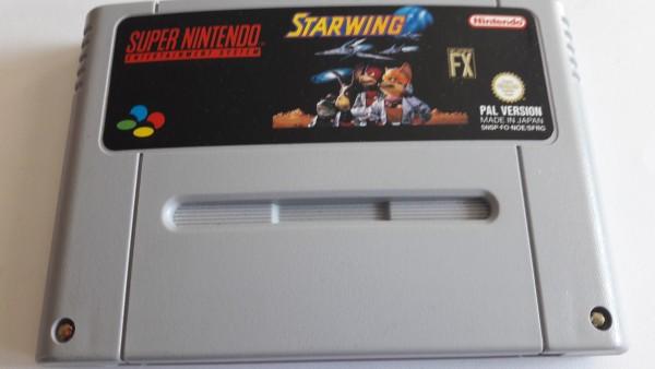 Starwing Super FX - SNES