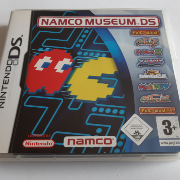 Namco Museum - DS
