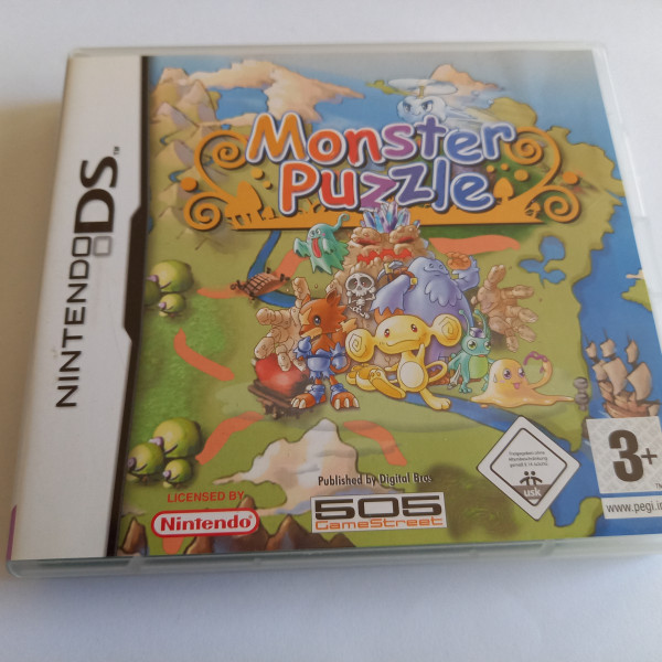 Monster Puzzle - DS