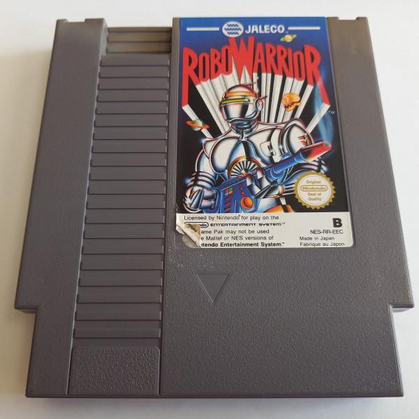 Robo Warrior - NES