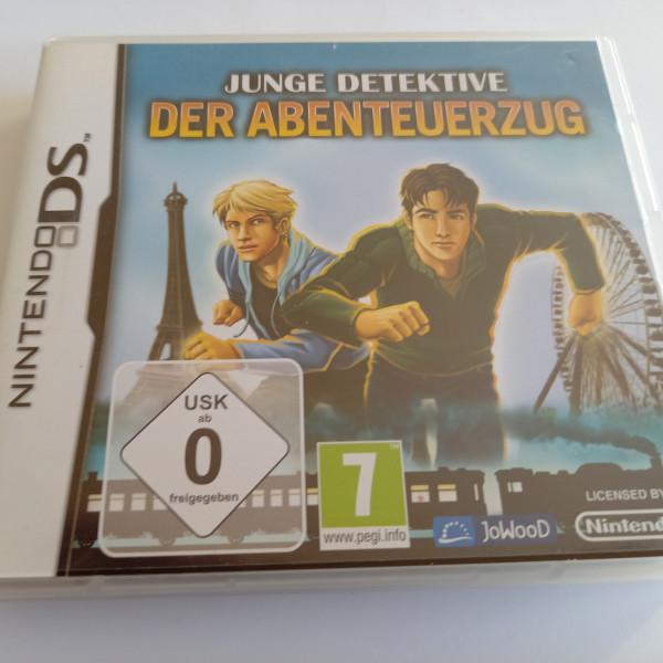 Junge Detektive - Der Abenteuerzug - DS
