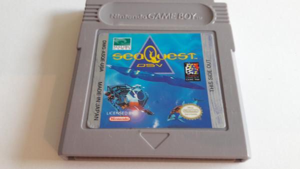 SeaQuest DSV - Game Boy