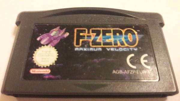 F-Zero - Maximum Velocity - GBA