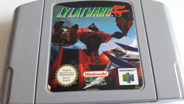 Lylat Wars - N64