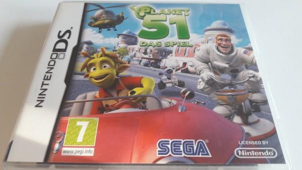 Planet 51 - Das Spiel - DS