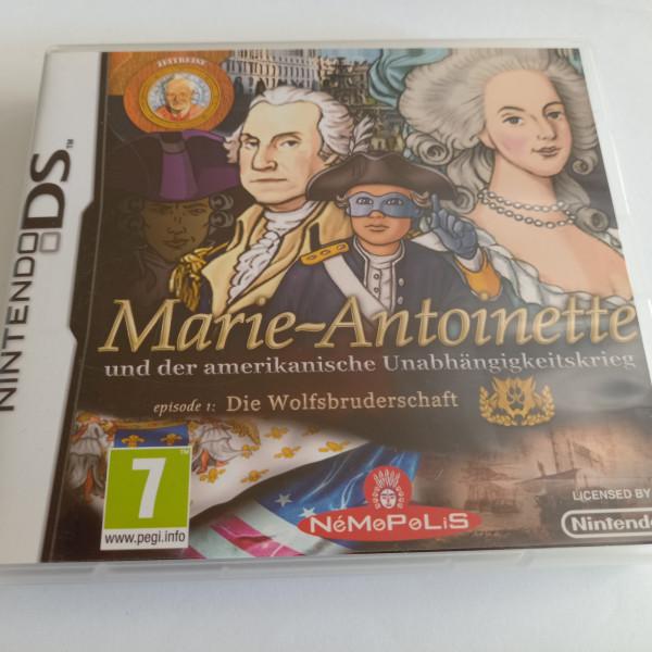 Marie-Antoinette und der amerikanische Unabhängigkeistkrieg - DS