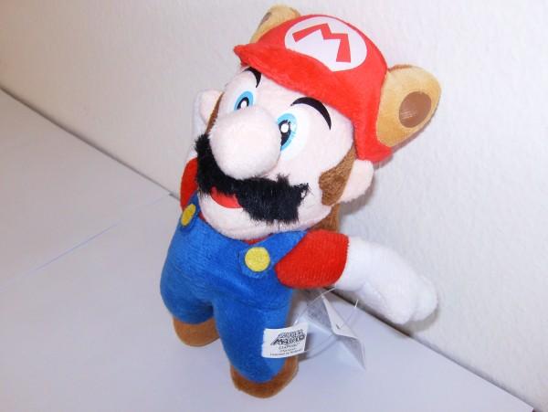 Tanooki-Mario - Plüschfigur