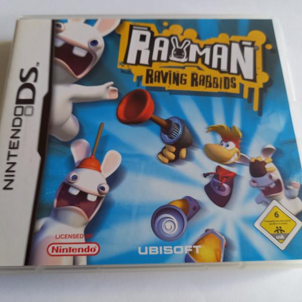 Rayman - Raving Rabbids - DS