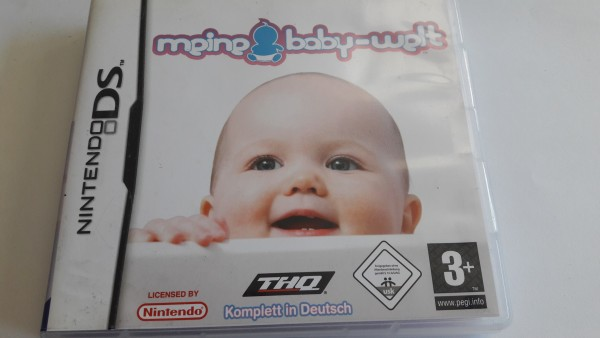 Meine Baby-Welt - DS
