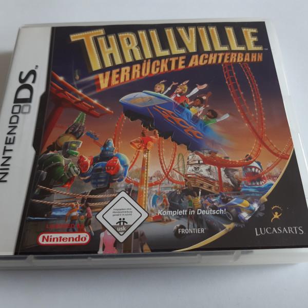 Thrillville - Verrückte Achterbahn - DS