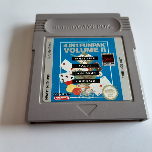 4 in 1 Volume II - Game Boy