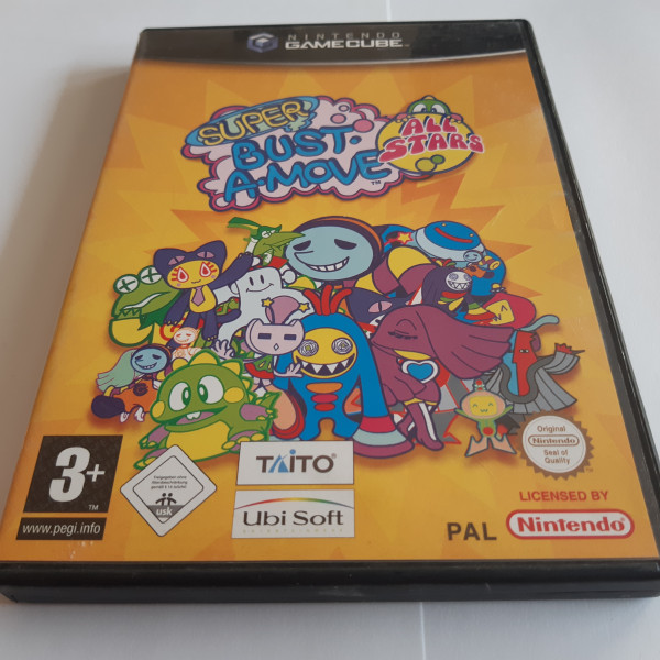 Super Bust-A-Move All Stars - GameCube