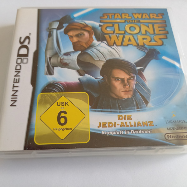 Star Wars - The Clone Wars - DS