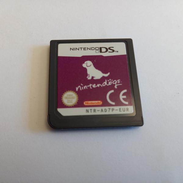 Nintendogs - Dalmatien & Friends - DS
