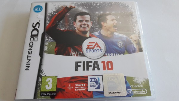 FIFA 10 - DS