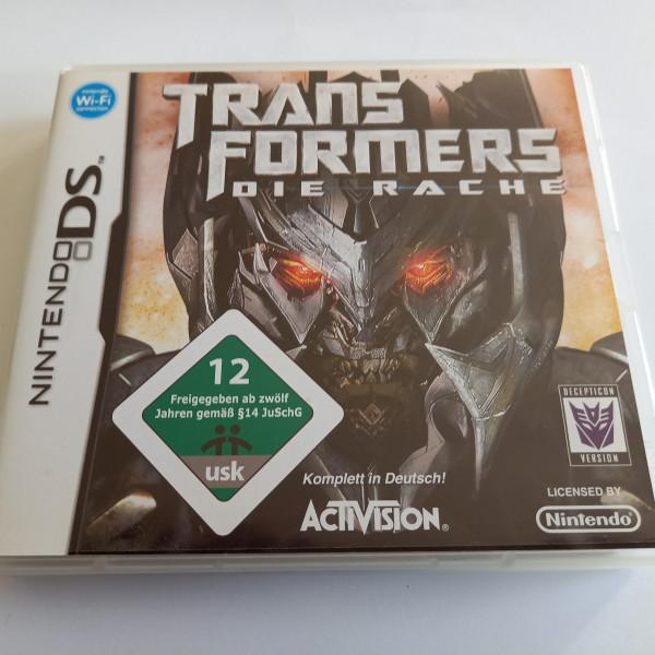 Transformers - Die Rache - Version Deception - DS