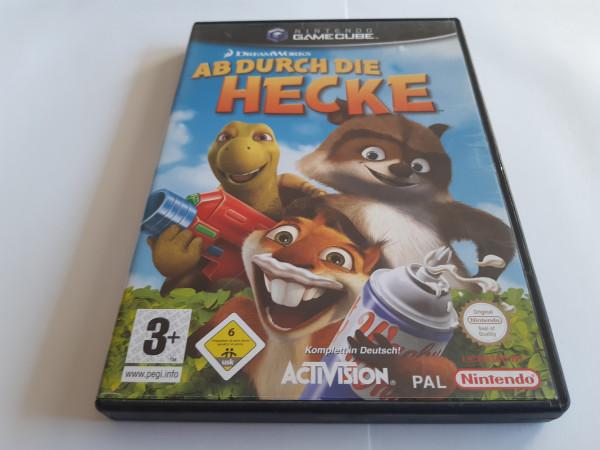 Ab Durch Die Hecke - GameCube