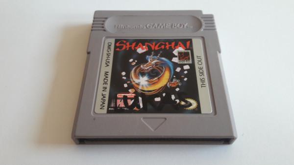 Shanghai - Game Boy