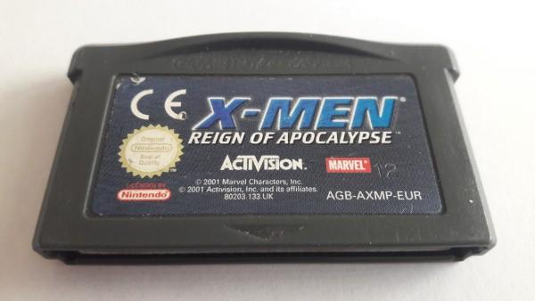X-Men - Reign of Apocalypse - GBA