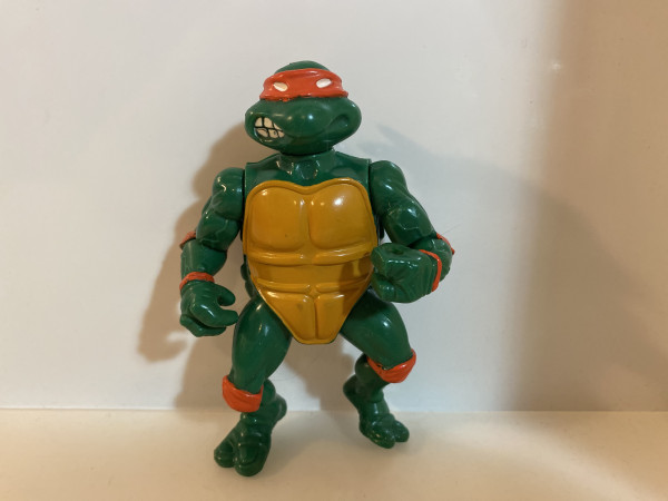 Teenage Mutant Ninja Turtles - Michealngelo