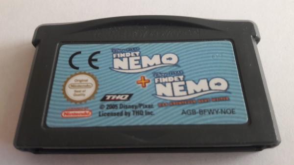 Findet Nemo & Findet Nemo - Das Abenteuer geht weiter - GBA