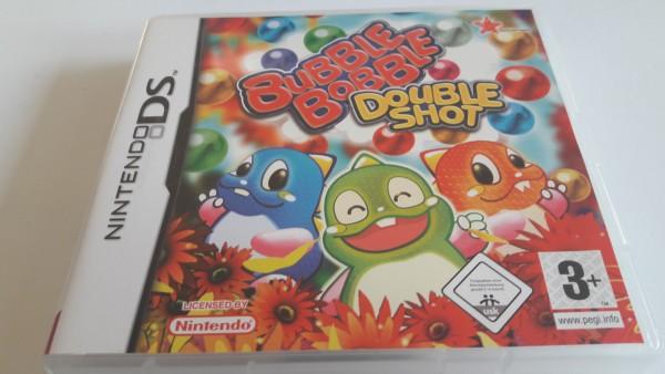Bubble Bobble - Double Shot - DS