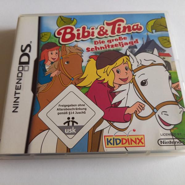 Bibi & Tina - Die grosse Schnitzeljagd - DS