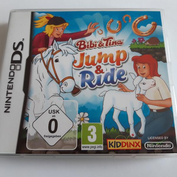 Bibi & Tina - Jump & Ride - DS