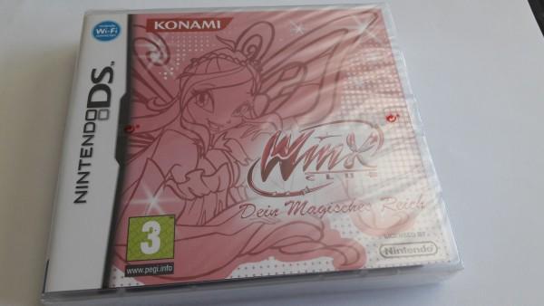 Winx Club - Dein magisches Reich - DS