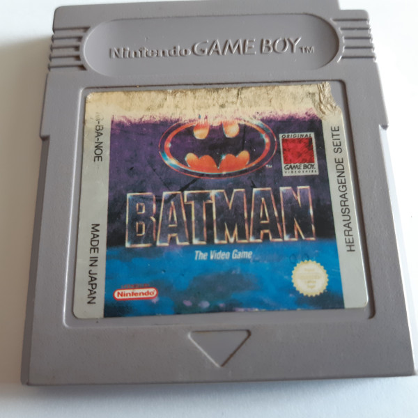Batman - The Video Game - Game Boy