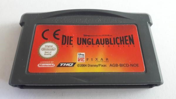 Die Unglaublichen - GBA