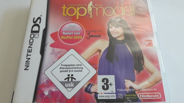 Germnay`s next topmodel - Staffel 2009 - DS