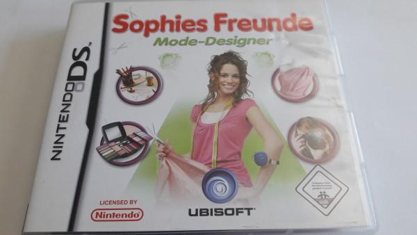 Sophies Freunde - Mode-Designer - DS