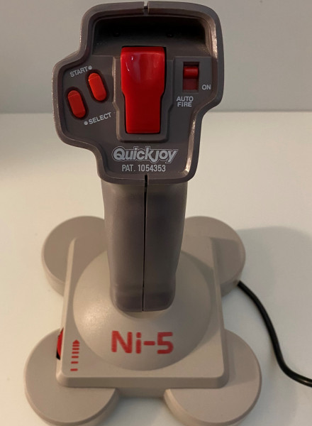 NES Joystick Quickjoy Ni-5