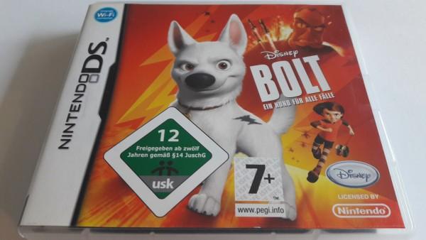 Bolt - Ein Hund für alle Fälle - DS