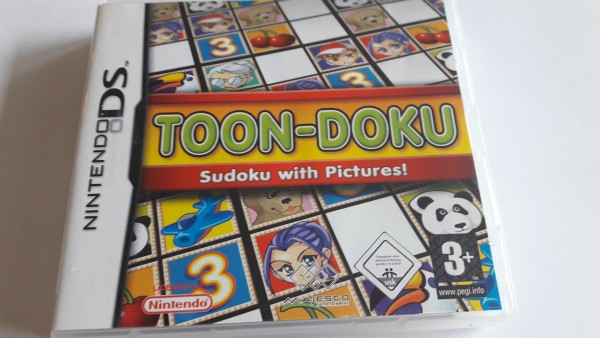 Toon-Doku - DS