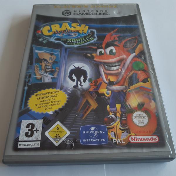 Crash Bandicoot - Der Zorn des Cortex - GameCube
