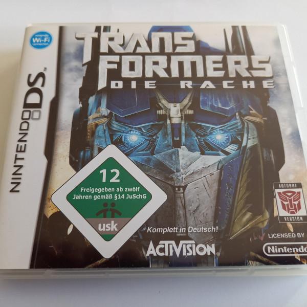 Transformers - Die Rache - Version Autobot - DS