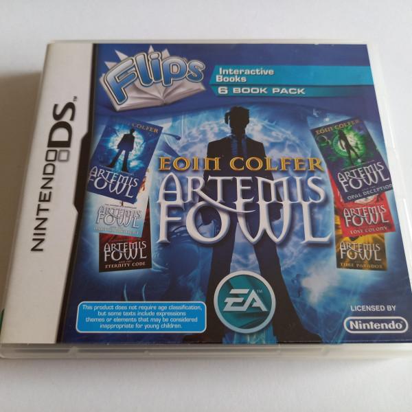 Artemis Fowl - Interactive Books - DS