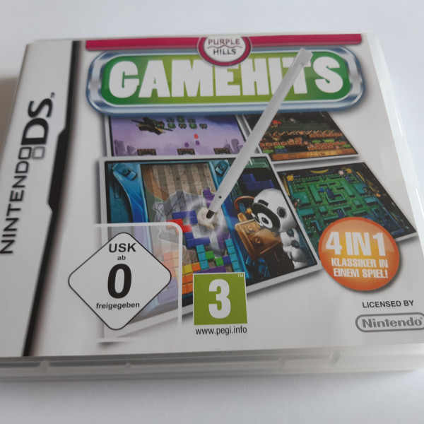 Game Hits - DS
