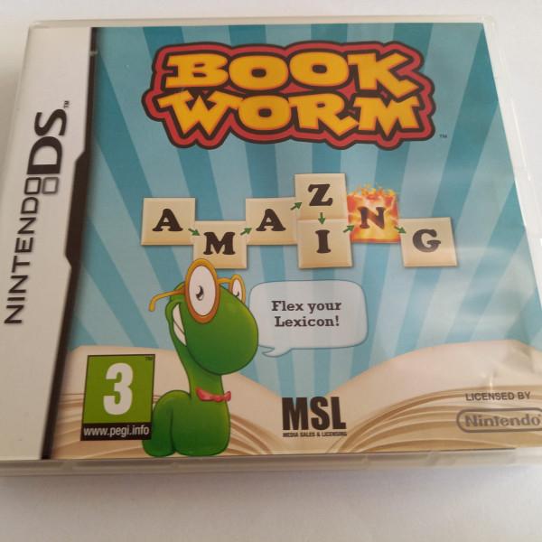 Bookworm - DS