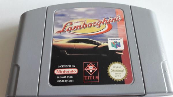 Lamborghini - N64