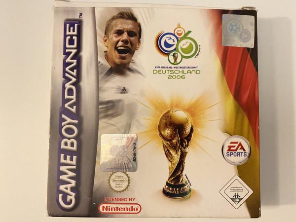 FIFA Fussball-Weltmeisterschaft - Deutschland 2006 - GBA - OVP