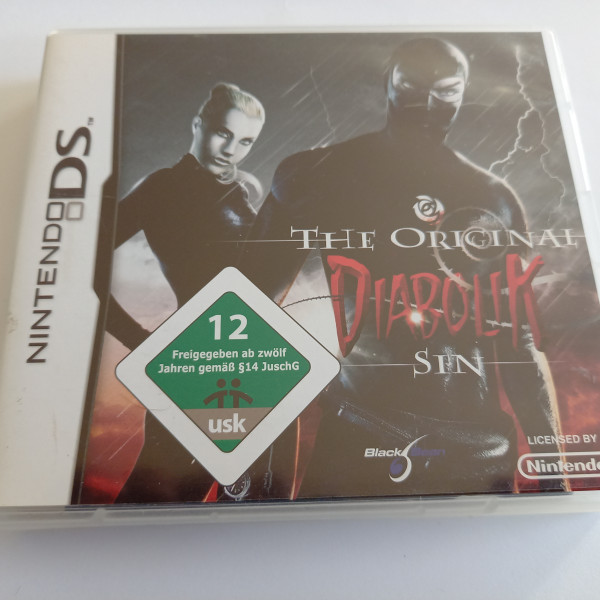 The Original Diabolik Sin - DS