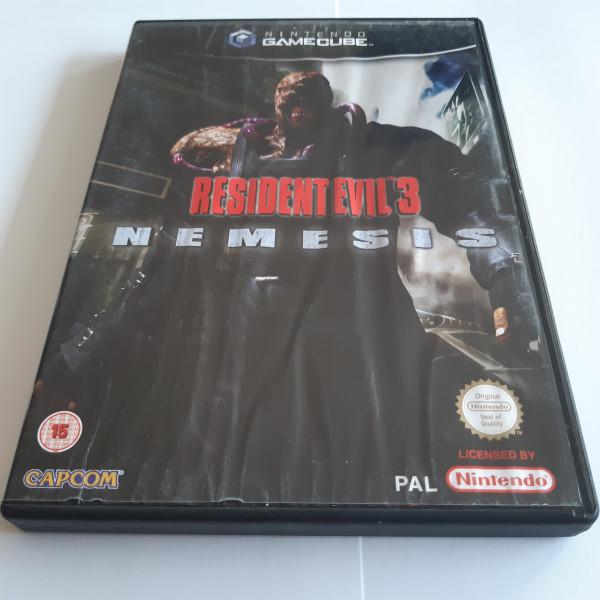 Resident Evil 3 - GameCube